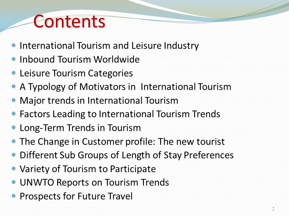 prospects and retrospect of tourism industry Research article open access prospects and problems of tourism industry in assam abstract tourism is a temporary, short term movement of people to destination outside the places where they normally live and work their activities during the stay at each destination.