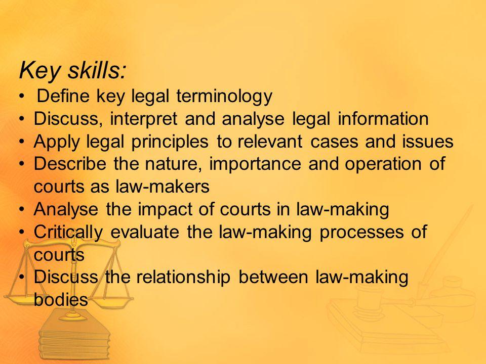 key skill essay