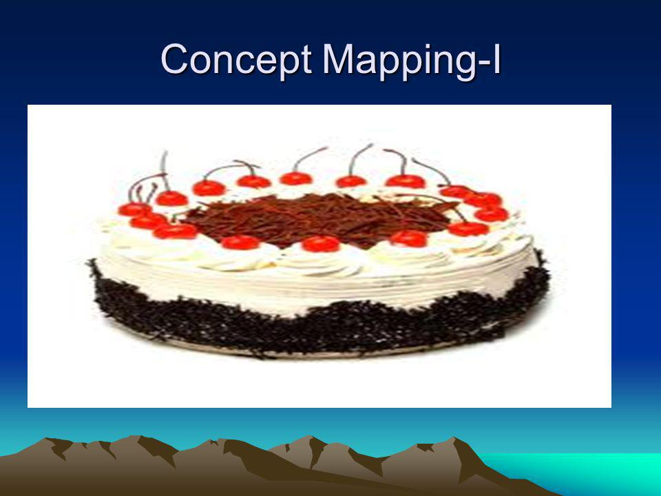 Concept Mapping-I