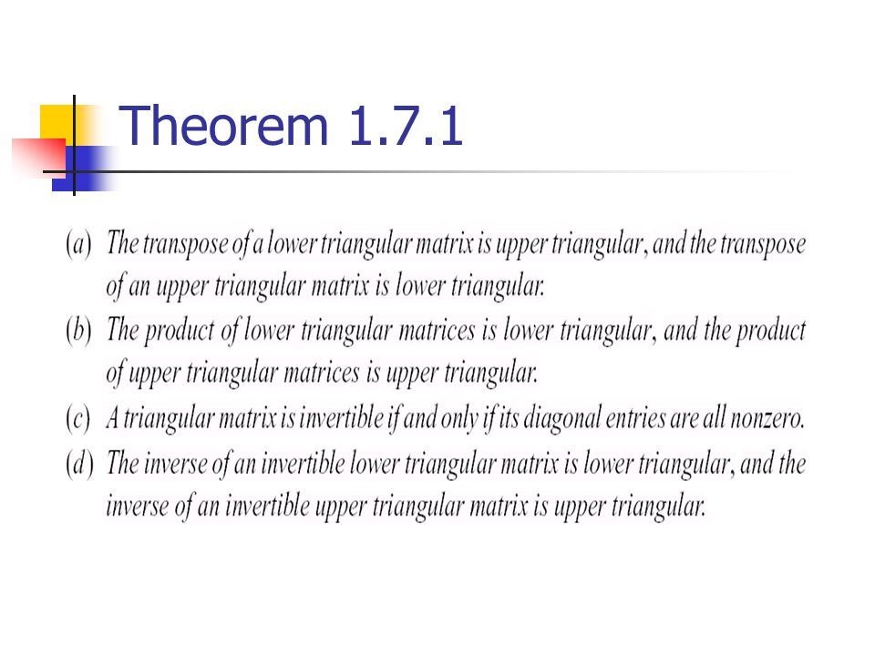 Theorem 1.7.1