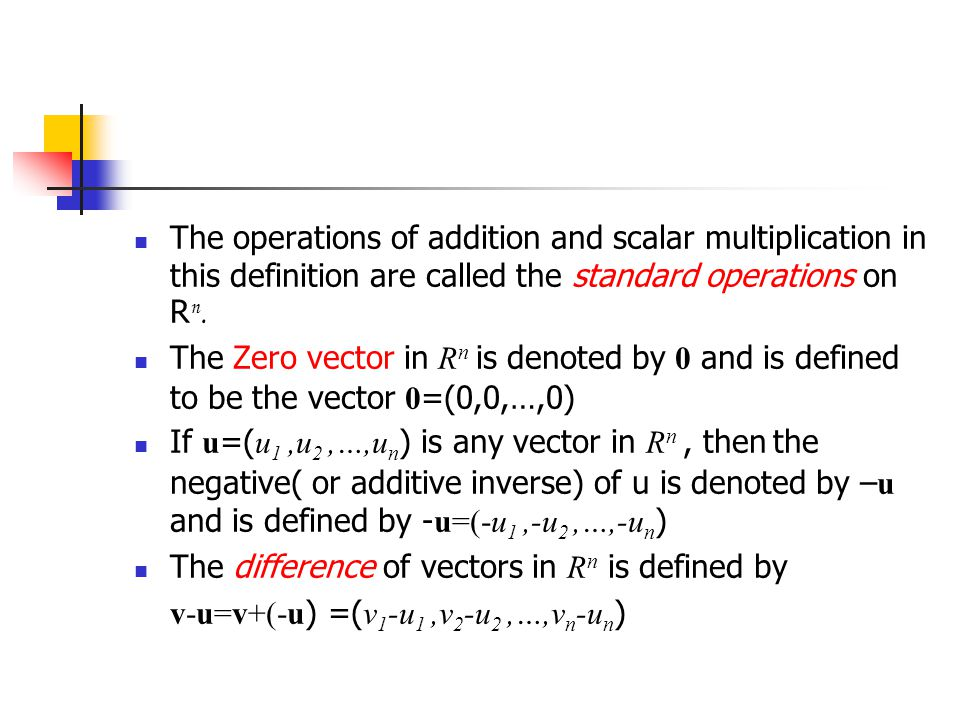 Vector Addition Geometric Approach Explanation
