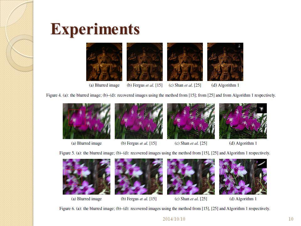 Experiments 2017/4/6