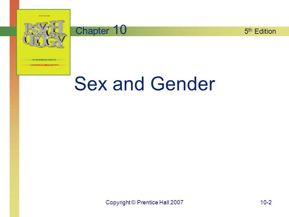 Copyright © Prentice Hall 2007