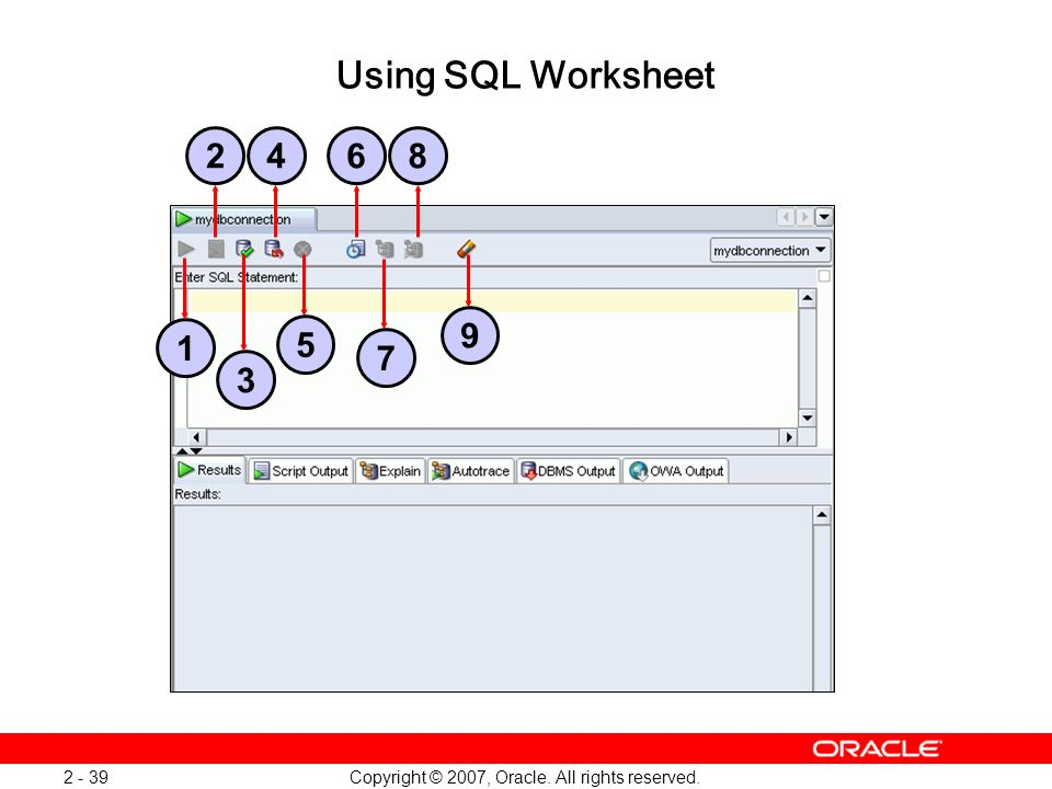 Oracle Database 11g: SQL and PL/SQL New Features 1 - 39