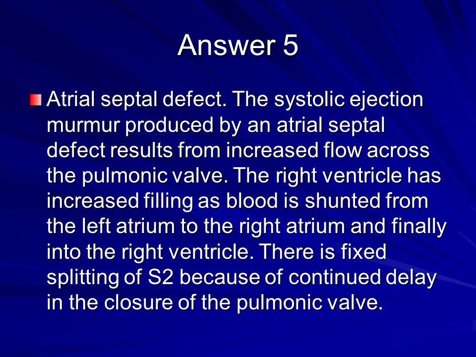 Answer 5