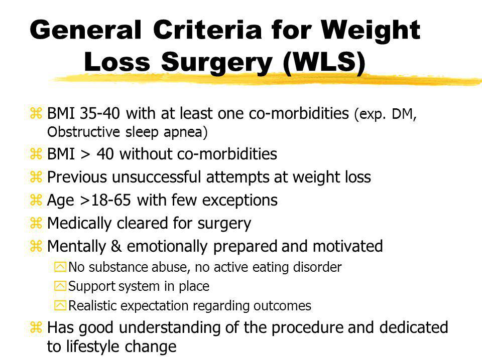 Nutrition Practice Standards for Bariatric Surgery - ppt ...