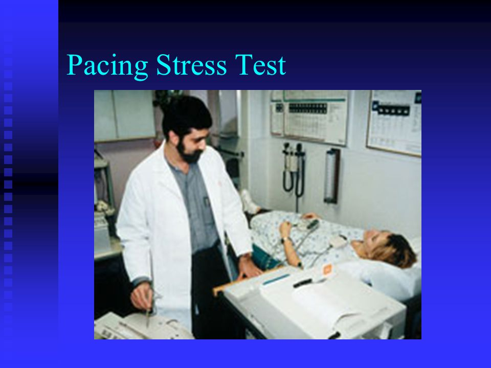 Pacing Stress Test