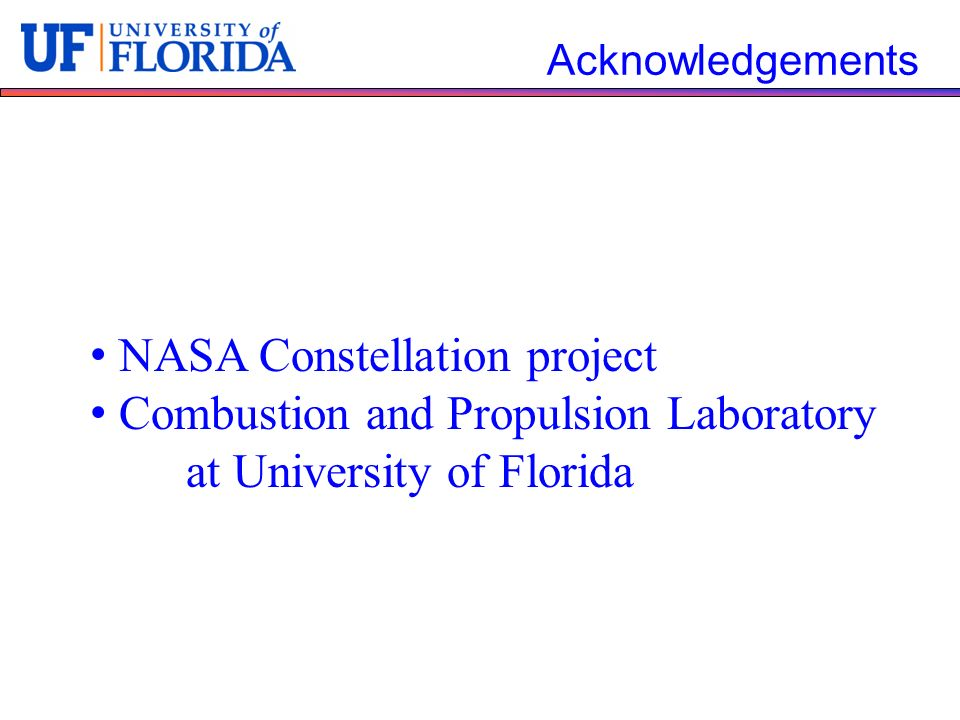 NASA Constellation project