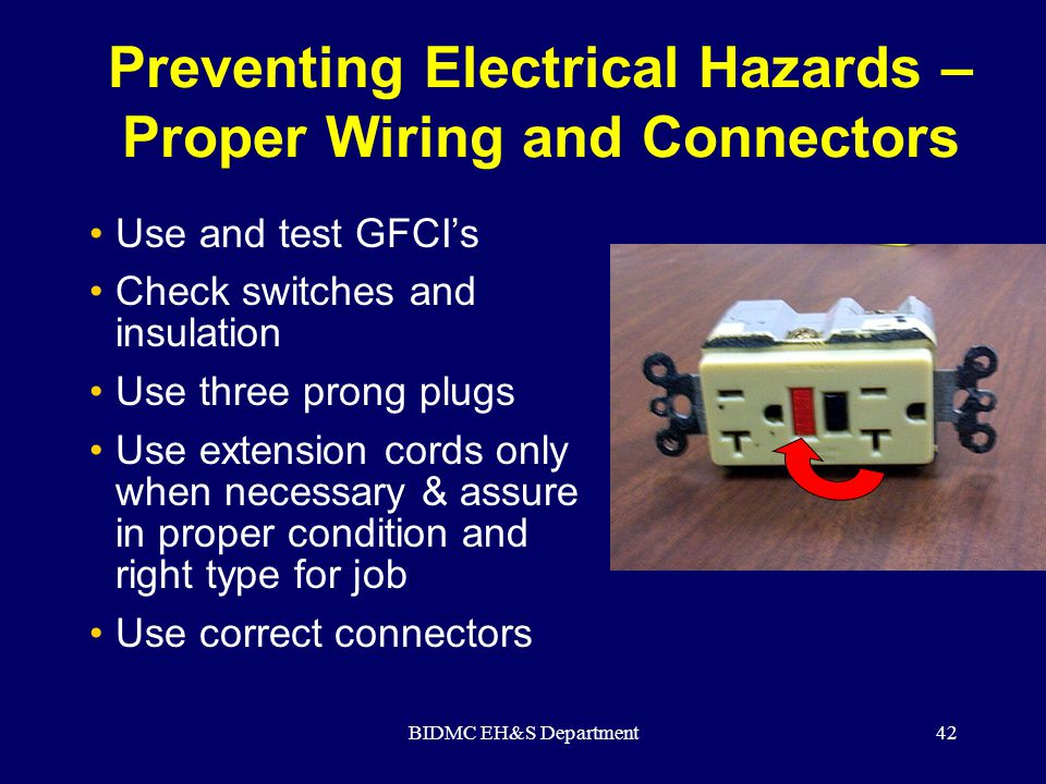 Preventing Electrical Hazards – Proper Wiring and Connectors
