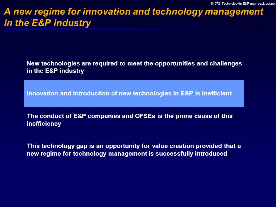 010731Technology in E&P-main pack.ppt.ppt