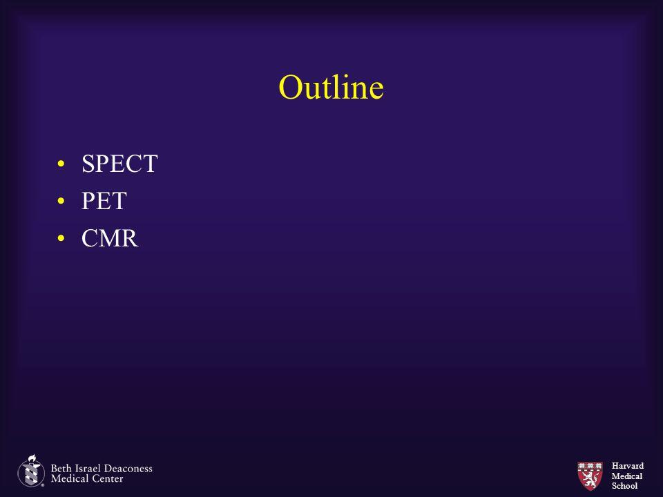 Outline SPECT PET CMR