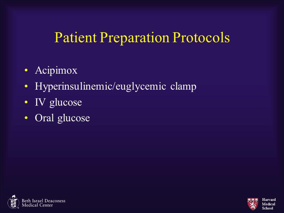 Patient Preparation Protocols