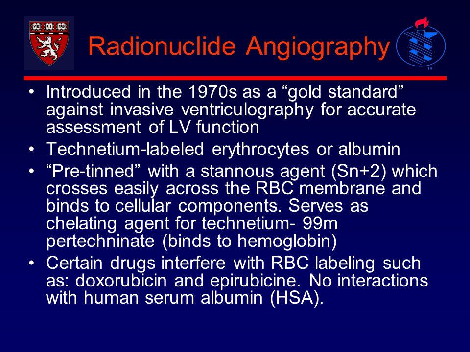 Radionuclide Angiography