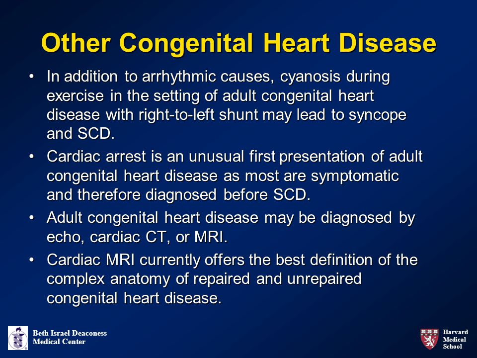 Other Congenital Heart Disease