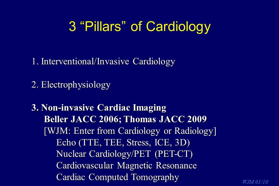 3 Pillars of Cardiology