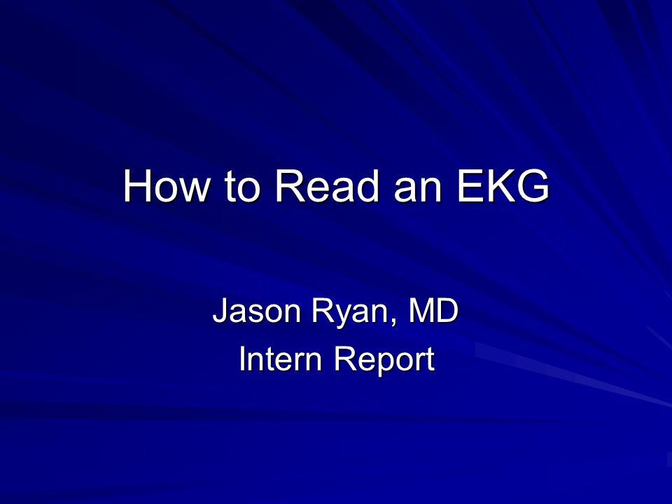 Jason Ryan, MD Intern Report