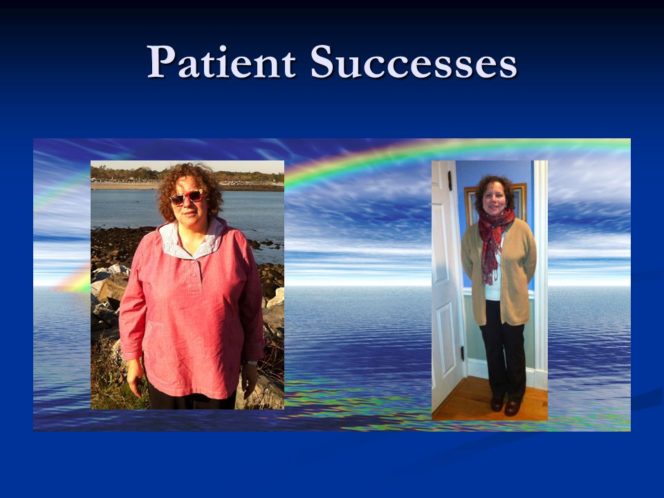 Patient Successes