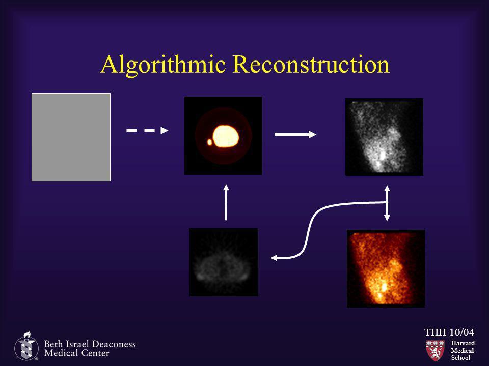 Algorithmic Reconstruction