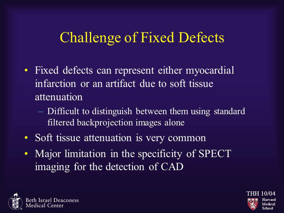 Challenge of Fixed Defects