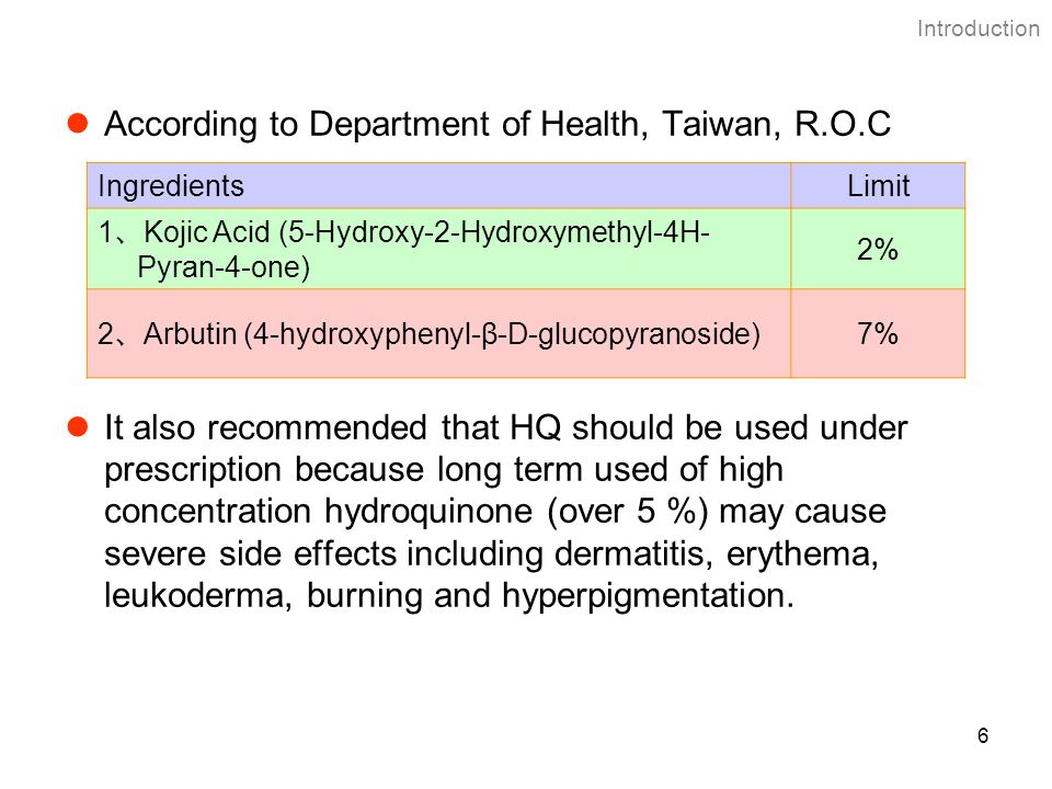 According to Department of Health, Taiwan, R.O.C