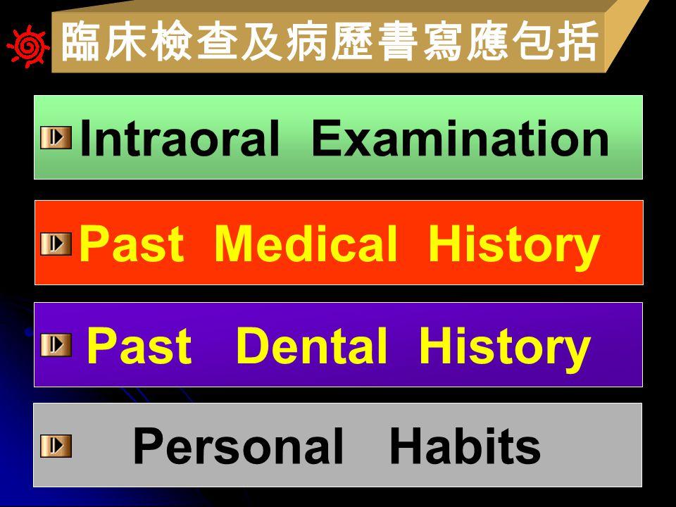 Intraoral Examination