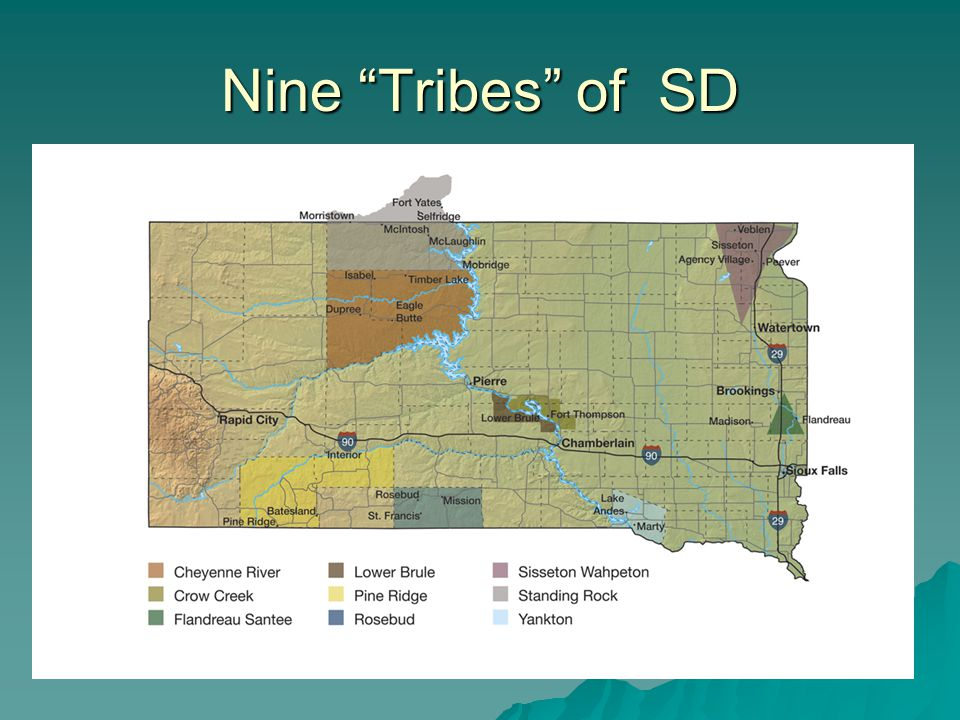 Nine Tribes of SD