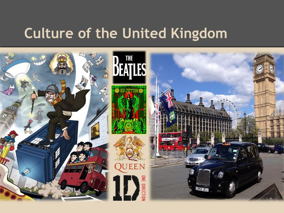 Culture of the United Kingdom