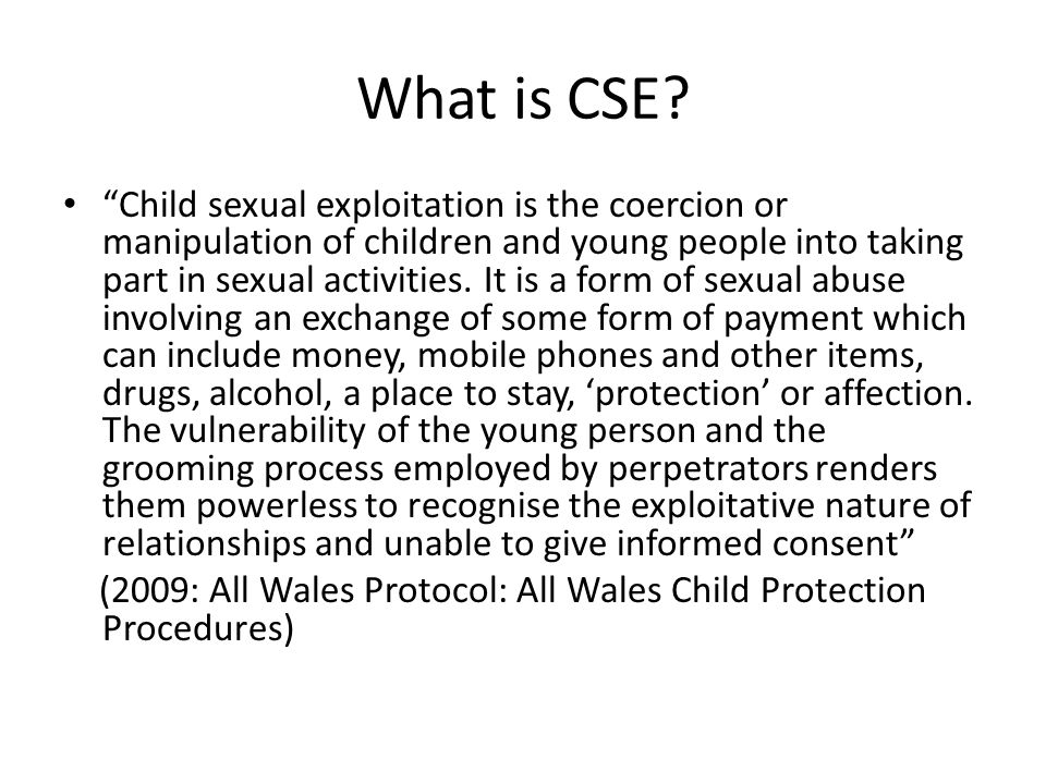 What is CSE