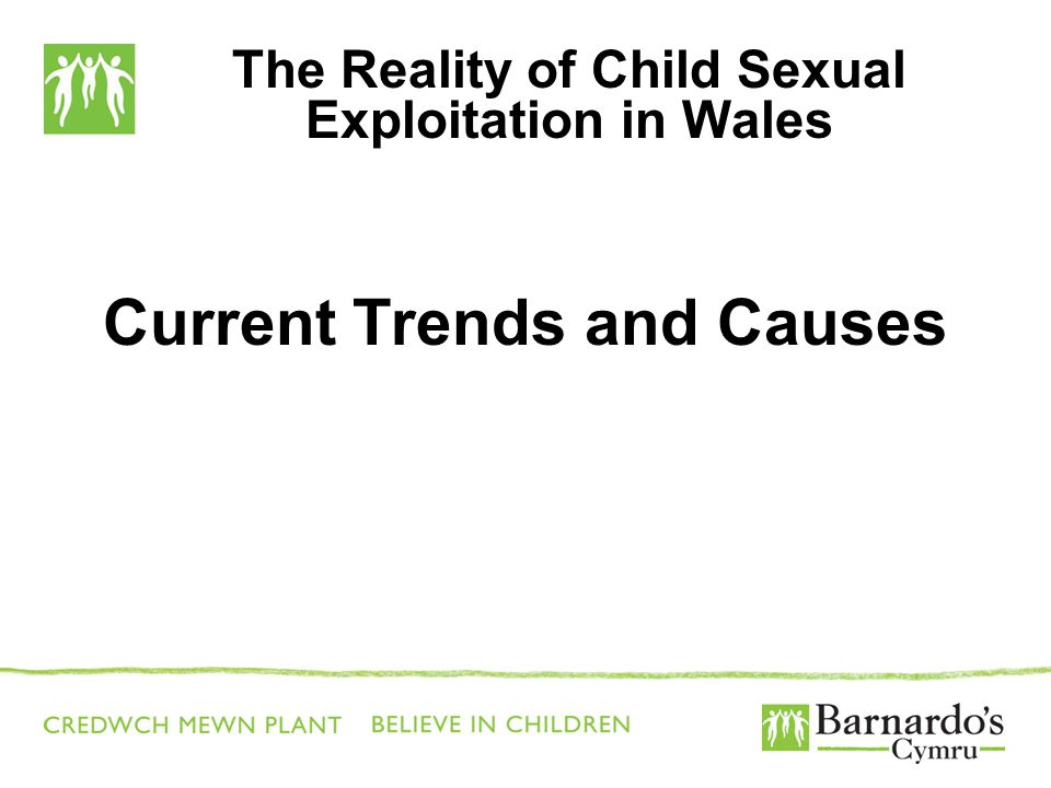 The Reality of Child Sexual Exploitation in Wales