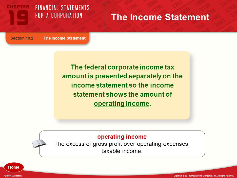 The excess of gross profit over operating expenses; taxable income.