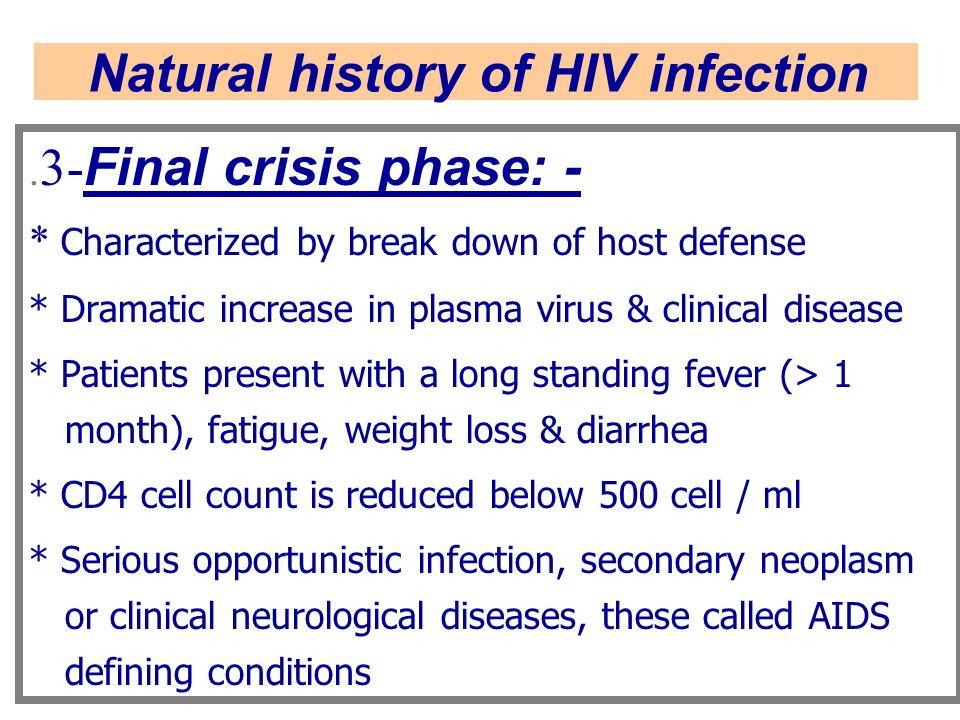 the clinical description of aids Clinical programs for clinical research on aids: description of a randomized prospective study of clindamycin versus pyrimethamine for.