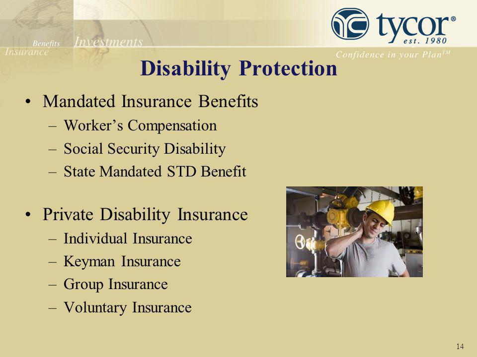Disability Protection