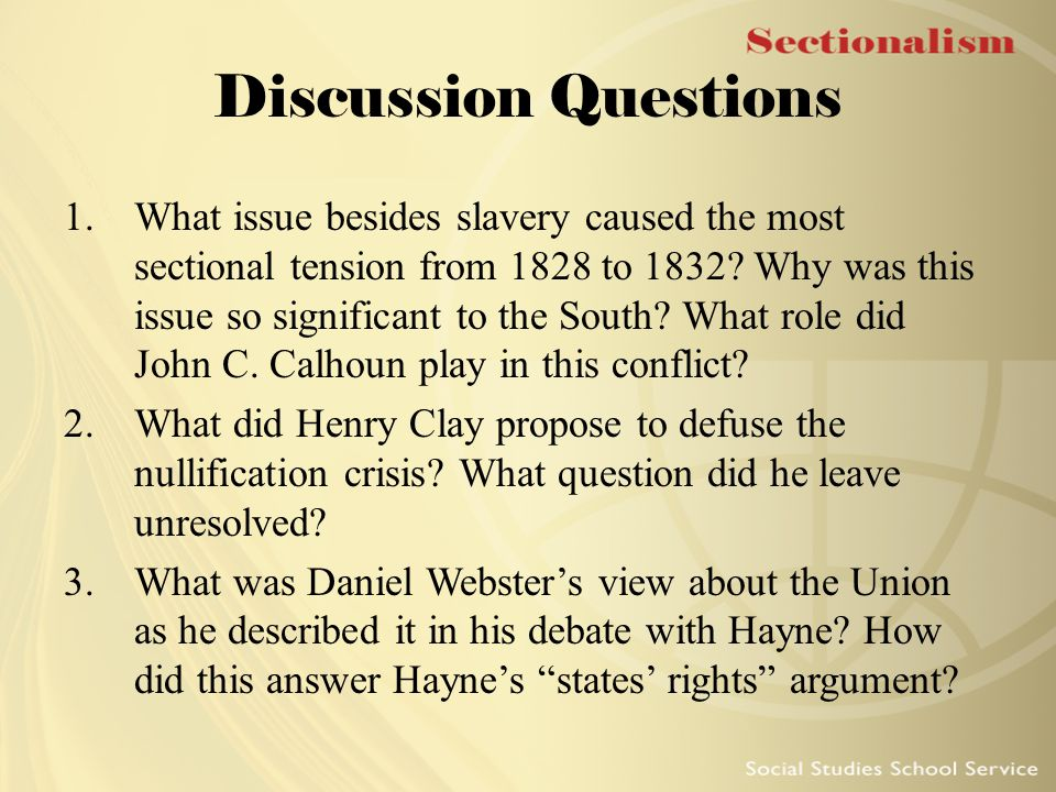 what arguments did secessionists develop to justify leaving the union Secessionist: wikis:  any group which was previously in a minority has a right to protect and develop its own culture  the federal framework did not.