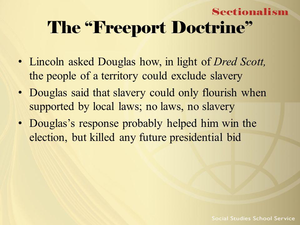 The Freeport Doctrine