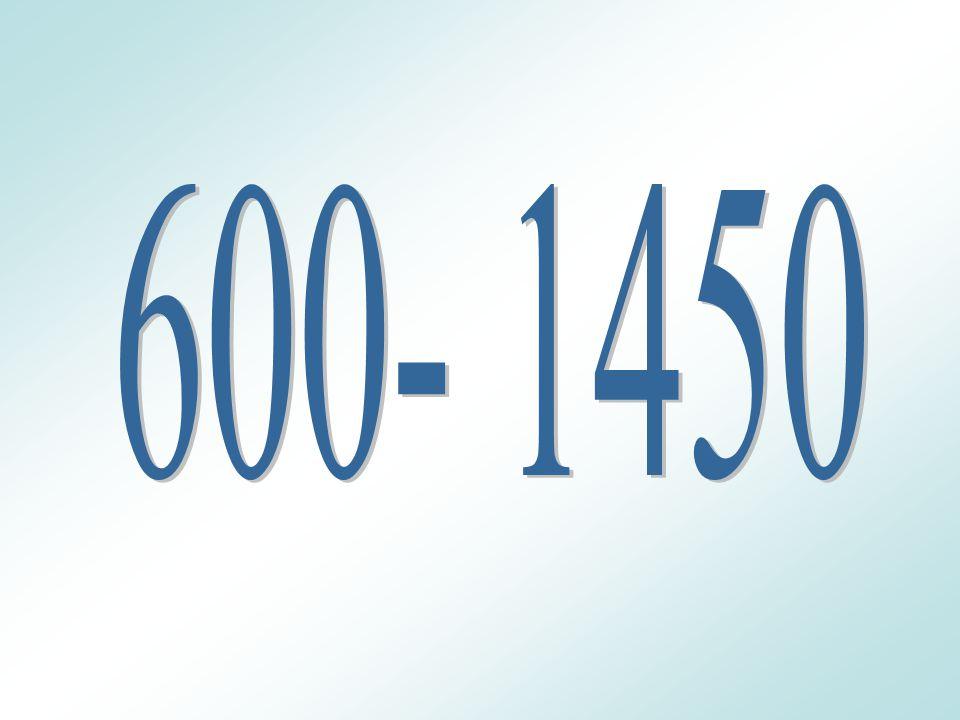 600- 1450