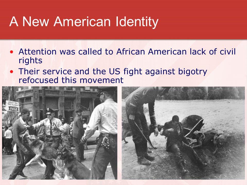 A New American Identity
