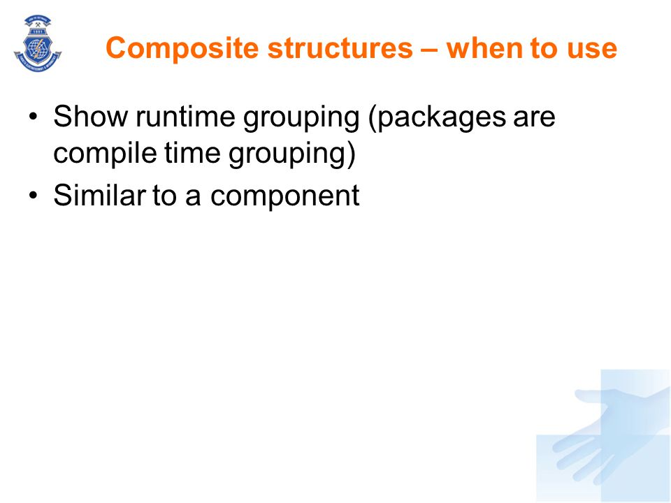 Composite structures – when to use