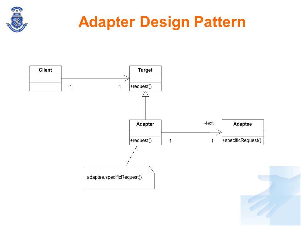Adapter Design Pattern