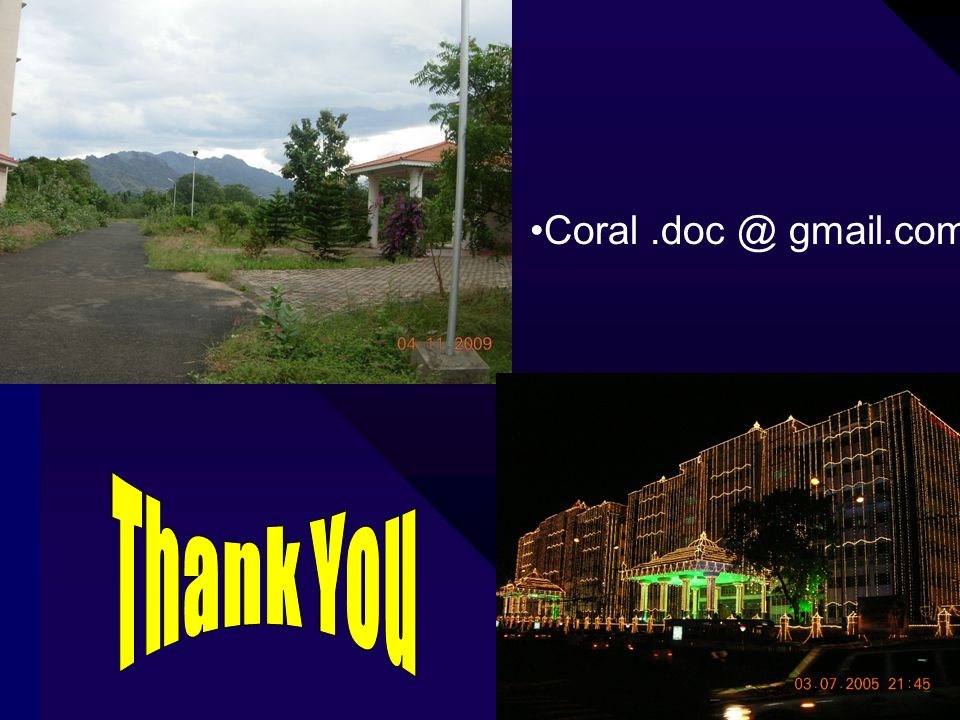Coral .doc @ gmail.com Thank You