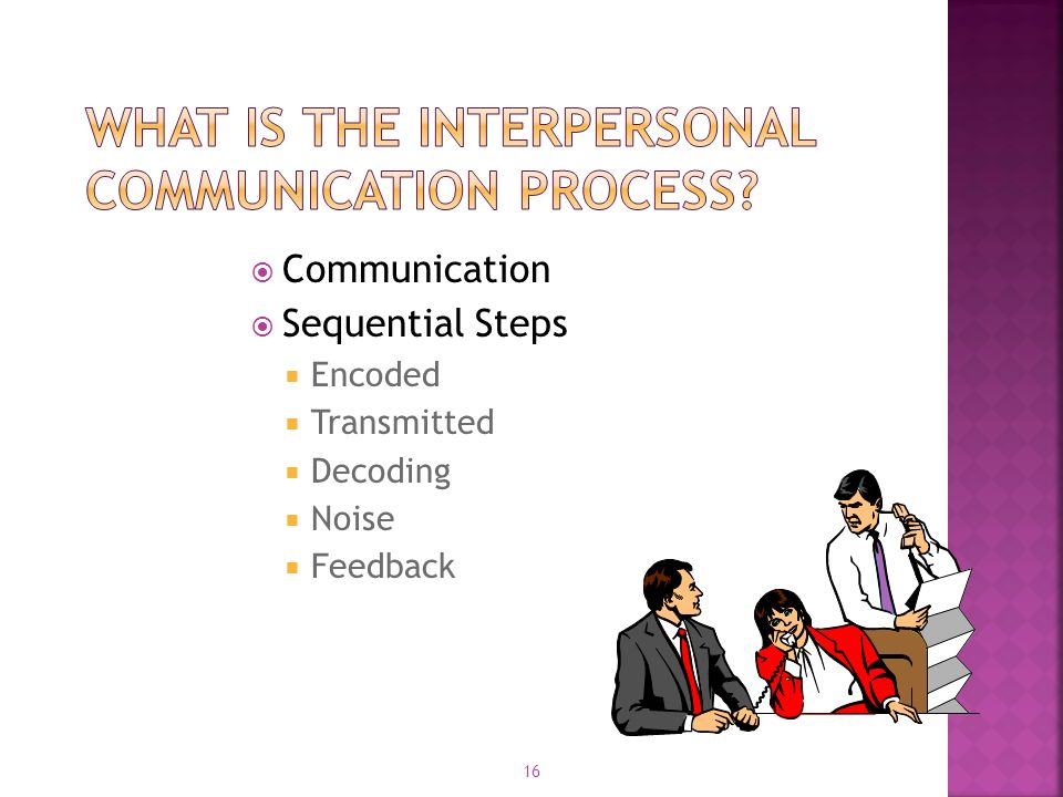 What Is the Interpersonal Communication Process