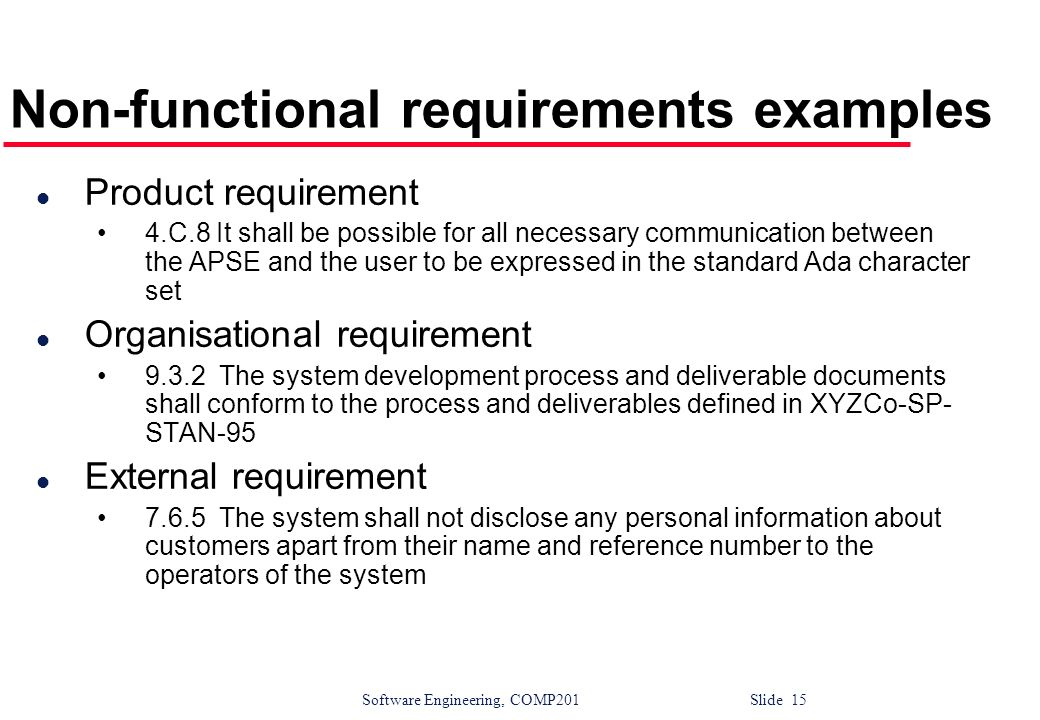 Software requirements ppt download for Functional requirements template software development