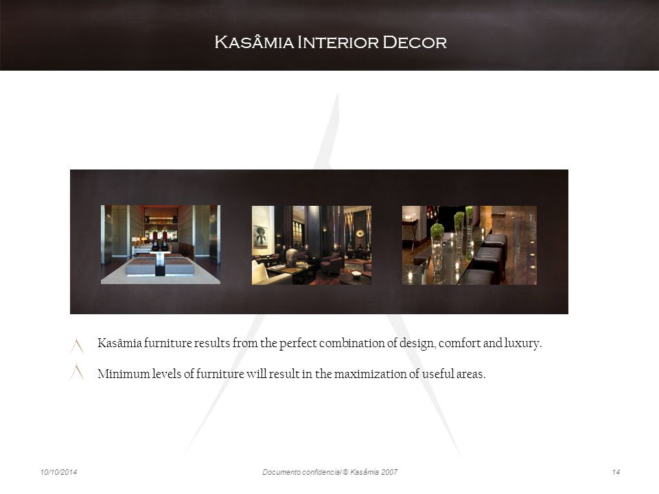 Kasâmia Interior Decor