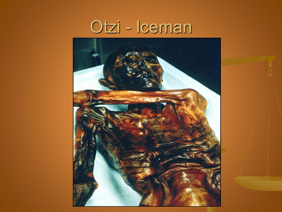 Otzi - Iceman