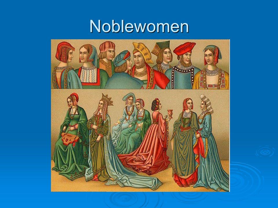 Noblewomen