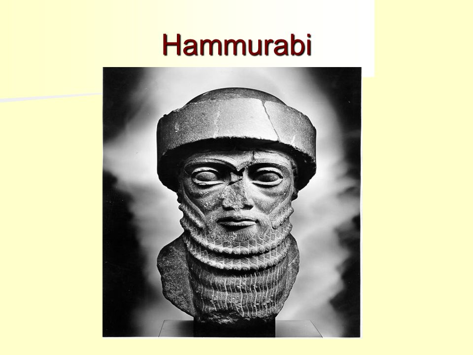 Hammurabi