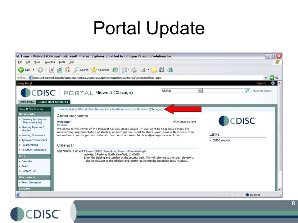Portal Update