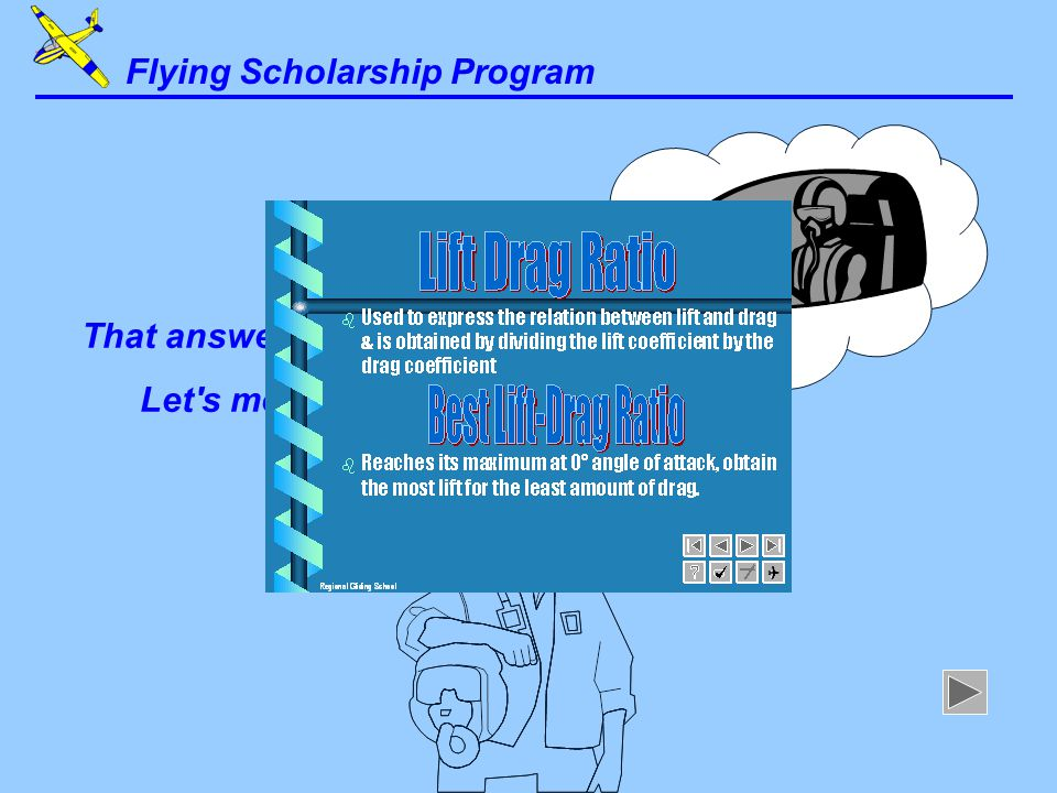 Flying Scholarship Program