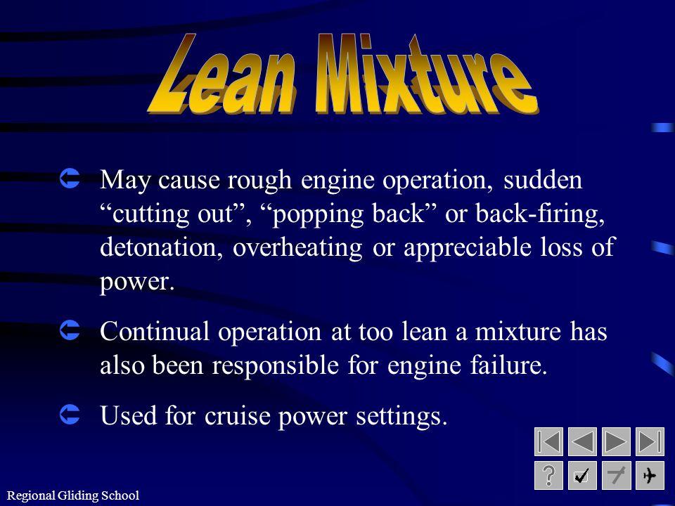 Lean Mixture