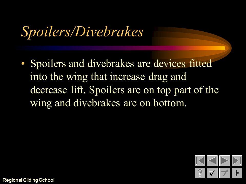 Spoilers/Divebrakes