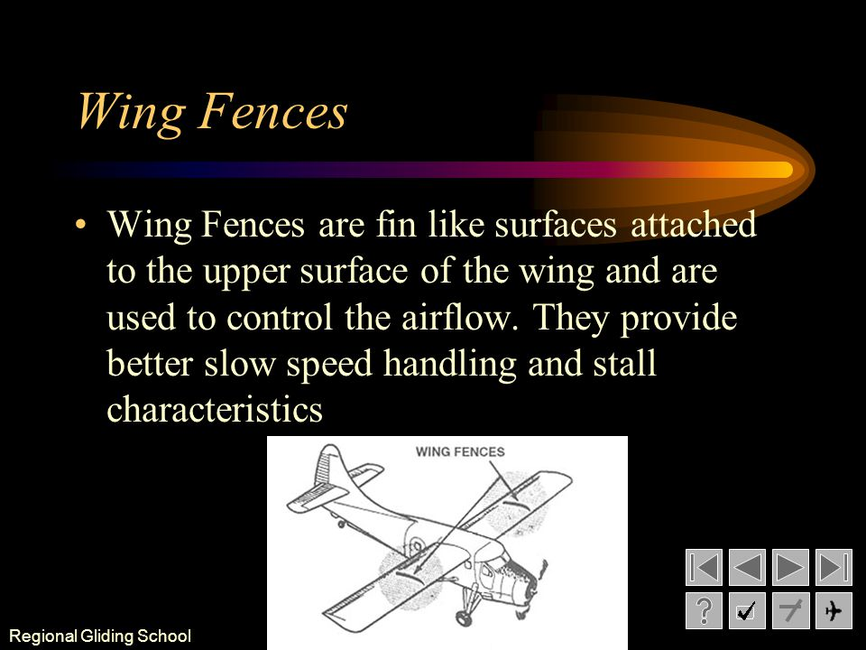 Wing Fences